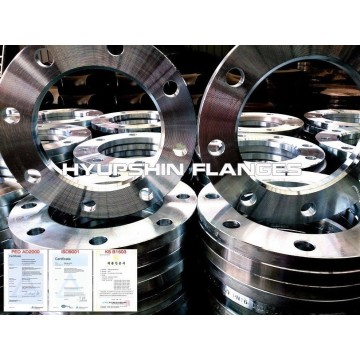 ISO9624 Lap Joint PN10 Carbon Steel Flanges