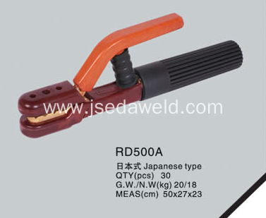Japanese Type Electrode Holder RD500A
