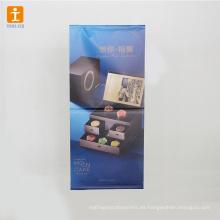 Papel de impresión plástico de la hoja clara del PVC del PVC