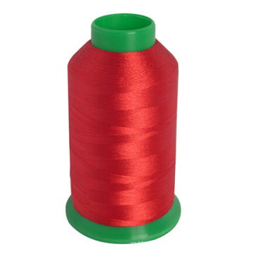 100% Polyester Fiber Color Embroidery Thread Made in China