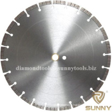 Diamond Core Competence Circular Saw Blade with Segmented (SY-DCB-100)