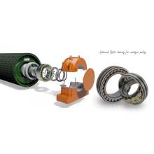 Kolenmijnen Conveyor Pulley Equipment Components