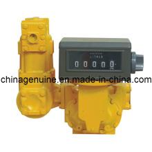 Medidor de flujo de desplazamiento positivo Zcheng Zcm-610