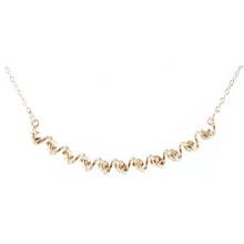 Qualität und Art und Weisefrauen Schmucksache 925 silberne Halskette (N6659)