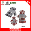 Cool Pet Clothes Dog Clothes Pet Coats with Hat (YJ83662)