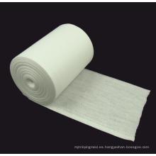 Rollo de gasa de algodón absorbente de 4 capas de 100 yardas