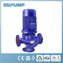 Bomba sin obstrucción de la serie GW / Bomba de aguas residuales sin procesar de alta elevación