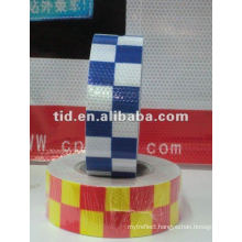 Red yellow Reflective Tape