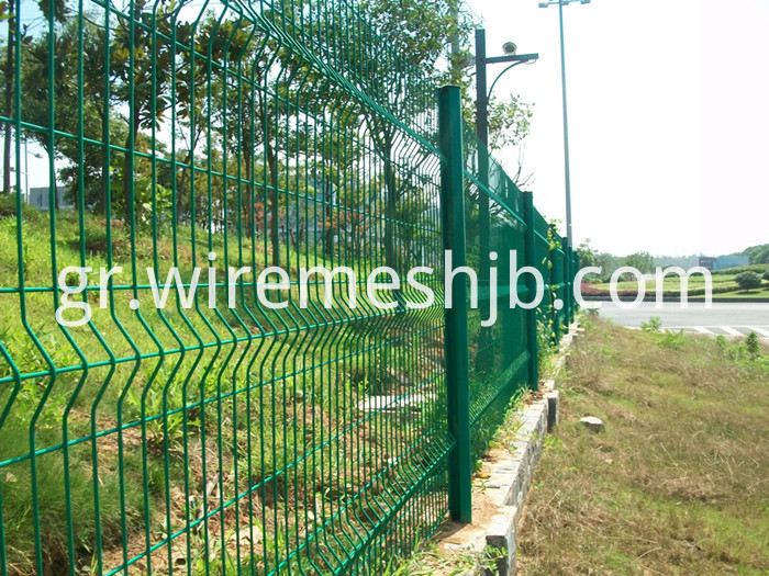 Welded Wire Farm Fencing