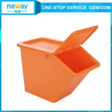 Heißer Verkauf 225 * 410 * 280 Gelb Orange Kunststoffbox