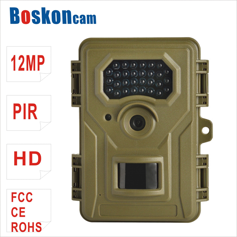 Infrared IR Trail Game Camera