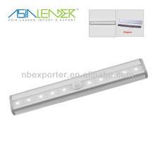 10 luz del sensor del LED con el imán fuerte