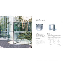 CRYSTAL AUTOMATIC REVOVLING DOOR
