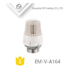 Cabeza del termostato de la válvula trv del controlador de temperatura estándar EM-V-A164