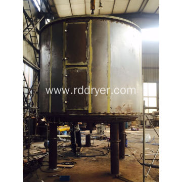 High Quality Chemical Palte Dryer for Calcium Carbonate