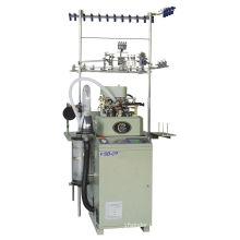WSD-6fp máquina plana meias com 144n e 3,5 polegadas