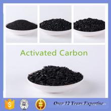 Carvão vegetal de casca de coco de tratamento de água potável para venda