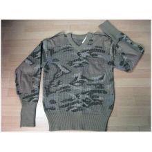 Hochwertige Armee Camo Pullover