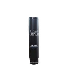 Tube de papier d'emballage cosmétique noir