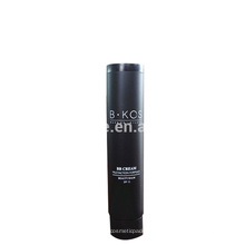 Black cosmetic packaging paper tube