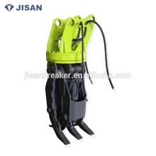 Hochqualitäts-Bagger-Ersatzteil-drehende Art hydraulisches Felsen-Zupacken