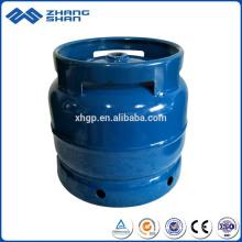 Kleine leere LPG-Gasflasche 6 kg Beste Produkte für den Import
