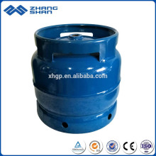 Factory Direct Sale Hot Home Cooking 6kg Gas Cylinder Size