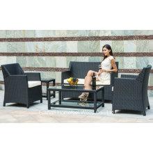 Durable 5 Pieces Outdoor Wicker Sofa Set (OT20)