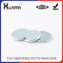 Sintered Disc Neodymium Magnet Strong Permanent Generator Industrial NdFeB Magnet