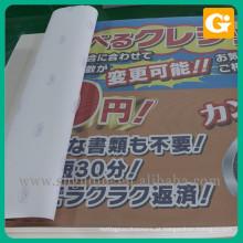 Adesivo de vinil de adesivo de vinil personalizado