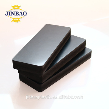 JINBAO coupe blanc taille 2x3m dur 5mm 6mm PVC mousse feuilles affichage