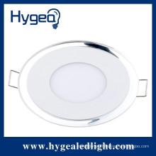 dimmable 3000k 4000k 6000k round led panel light