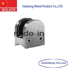 Stainless Steel Balustrade Staircase Fence Glass Clamp (Adapter 15mm)