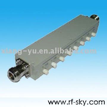 high quality 1 to 20dB Step rf coaxial attenuator