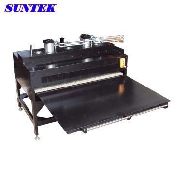 Schwarz-Hitze-Presse-Transfer Billige Hitze-Presse-Maschine für T-Shirts