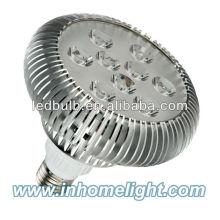 PAR38 Aluminium Spot LED Leuchten 9W