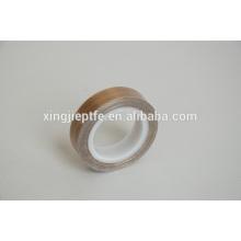 Alibaba expresa la cinta transparente del teflon del carrete ptfe del carrete