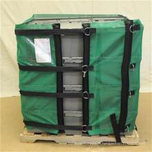 Emballage de palette de papier d'emballage fait sur commande de rechange à la machine d'emballage