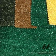 Tissu 100% poly en tricot (# UKT25712)