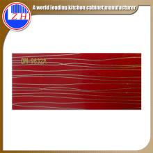 Feuille acrylique multicolore (personnalisée)