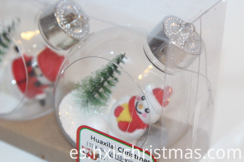 Large Christmas Ball Ornaments