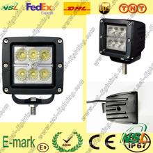 Светодиодная рабочая лампа 18 Вт, Светодиодная рабочая лампа постоянного тока 12 В, Светодиодная рабочая лампа серии Creee для грузовых автомобилей