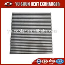 Heißer verkaufender Soem-Aluminiumplatten-Flossenkühlerkern