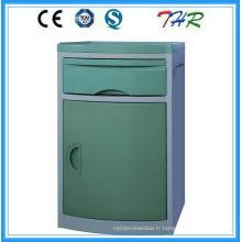 Armoire de chevet en plastique ABS (THR-CB365)