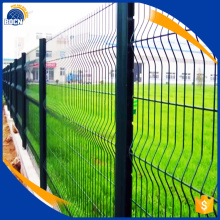 good quality blue welded wire mesh fence