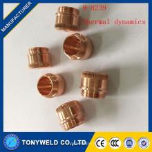 9-8239 consumíveis de corte de plasma escudo de dinâmica térmica