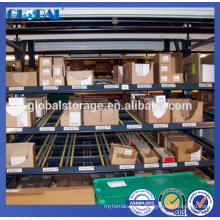 Order Picking Gravity Flow Roller Racking Systems Flow Racks