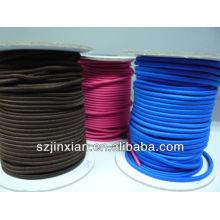 o melhor preço para o cabo elástico redondo, o cabo elástico multicolorido, o cabo elástico enrolado