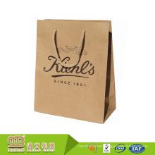 China Manufacturer Wholesale Custom Fashion Design Multifunctional Recycle Eco Friendly Kraft Paper Bag Taiwan