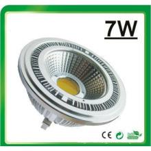 LED COB Lámpara regulable LED AR111 Bombilla LED